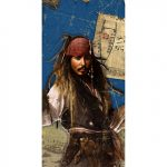 PIRATES OF THE CARIBBEAN TABLE COVER