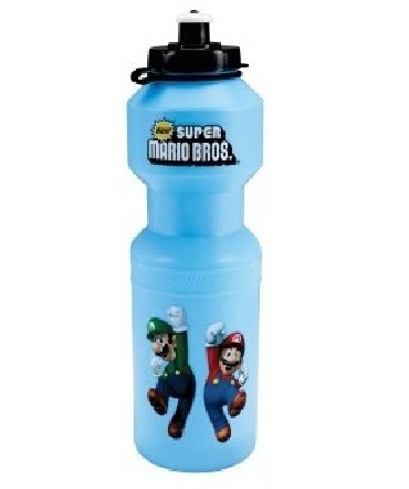 Super Mario Bros. Sports Bottle-1