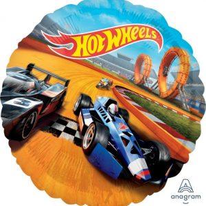 Hot Wheels 18in Foil Balloon