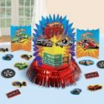 Hot Wheels Table Decorating Kit