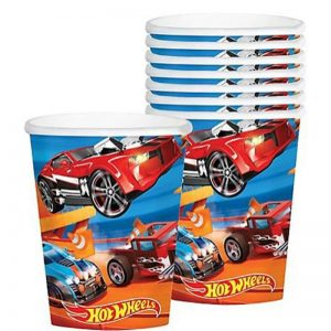 Hot Wheels Wild Racer Cups