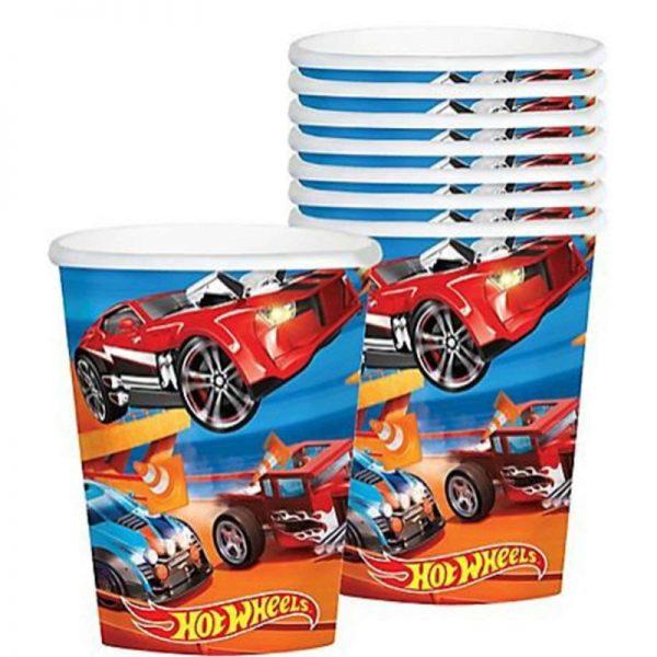 Hot Wheels Wild Racer Cups