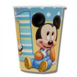 MICKEYS 1ST BIRTHDAY CUPS