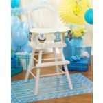 MICKEYS 1ST BIRTHDAY HIGH CHAIR DEC