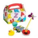 SESAME STREET ALPHABET PARTY FAVOR BOX-2