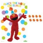 SESAME STREET ELMO PARTY GAME