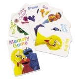 SESAME STREET PARTY MEMORY CARDS