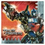 Transformers 3 Lunch Napkins