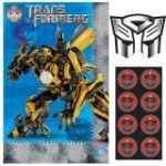 Transformers 3 Party Game