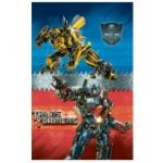 Transformers 3 Plastic Tablecover