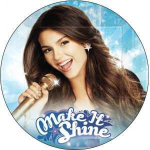 VICTORIOUS CAKE ICING IMAGE