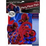 AMAZING SPIDER-MAN PARTY FAVOR PACK