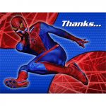 AMAZING SPIDER-MAN THANK YOU