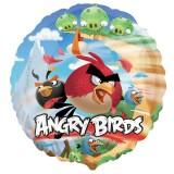 ANGRY BIRDS MYLAR BALLOON