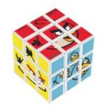 ANGRY BIRDS PUZZLE CUBES