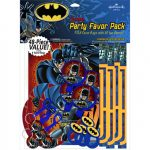 BATMAN HEROES and VILLAINS PARTY FAVOR PACK