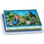BRAVE CAKE TOPPER