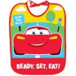 CARS 1st BIRTHDAY CHAMP CARS BIB