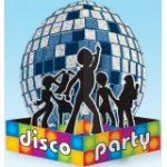DISCO PARTY CENTERPIECE