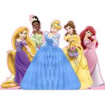 DISNEYS FANCIFUL PRINCESS CENTERPIECE