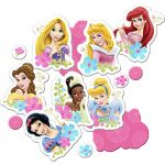 DISNEYS FANCIFUL PRINCESS CONFETTI