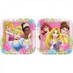 DISNEYS FANCIFUL PRINCESS DINNER PLATES