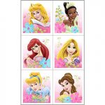 DISNEYS FANCIFUL PRINCESS STICKERS