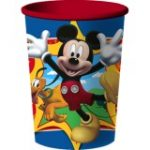 Disney Mickey Fun and Friends 16 oz. Plastic Cup