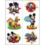 Disney Mickey Fun and Friends Tattoos