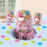 HELLO KITTY TABLE DECORATING KIT