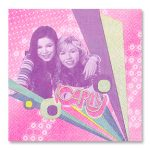 ICARLY LUNCH NAPKINS