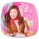 ICARLY LUNCH POCKET PLATES