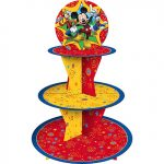 MICKEY FUN and FRIENDS CUPCAKE STAND