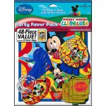 MICKEY FUN and FRIENDS PARTY FAVOR PACK