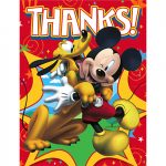 MICKEY FUN and FRIENDS THANK YOU