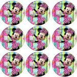 MINNIE MOUSE CUPCAKE ICING IMAGES