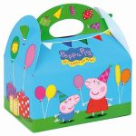 PEPPA PIG PARTY BOXES