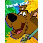 SCOOBYDOO MOD MYSTERY THANK-YOU