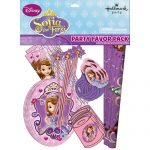 SOFIA THE 1ST PARTY FAVOR PACK