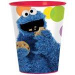 Sesame Street Plastic 16oz Cup