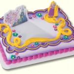TANGLED CAKE TOPPER KIT