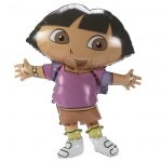 DORA SUPER SHAPE BALLOON