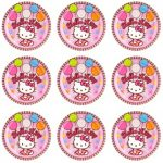 HELLO KITTY CUPCAKE ICING IMAGES