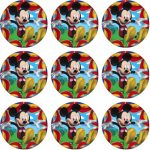 MICKEY MOUSE CUPCAKE ICING IMAGES