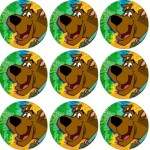 SCOOBY DOO CUPCAKE ICING IMAGES