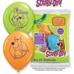 SCOOBY-DOO Latex Balloons