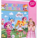 LALALOOPSY WALL DECORATING KIT