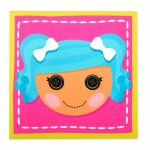 LaLaloopsy Lunch Napkinss