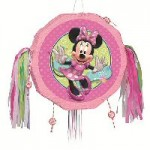 MINNIE MOUSE BOW PINATA
