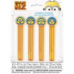 DESPICABLE ME 2 BUBBLES-WANDS